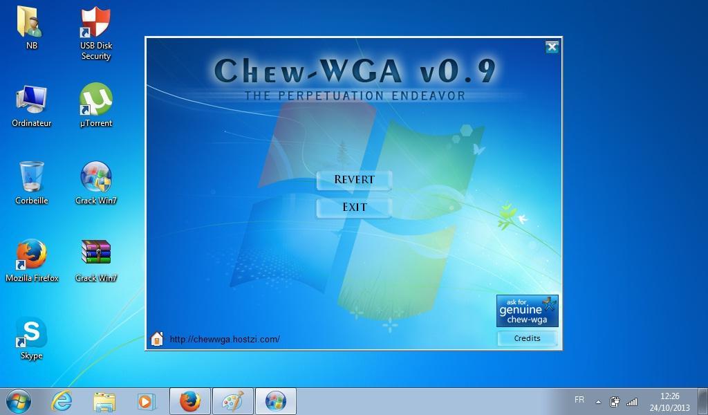 TÉLÉCHARGER CHEW-WGA 0.9 GRATUIT